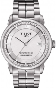 Tissot  Luxury  Powermatic  80  Automatic  COSC  T086.408.11.031.00