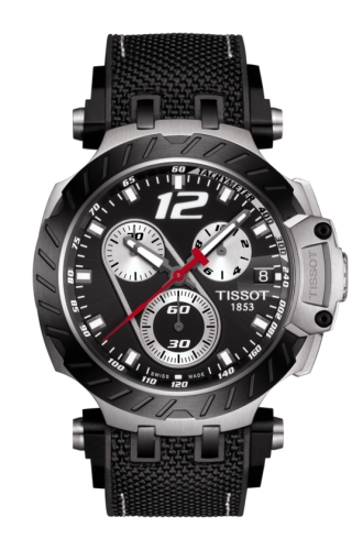 TISSOT T-RACE JORGE LORENZO 2019 LIMITED EDITION  T115.417.27.057.00