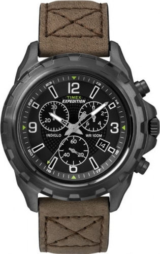 Zegarek Timex męski Expedition T49986 Rugged Chronograph